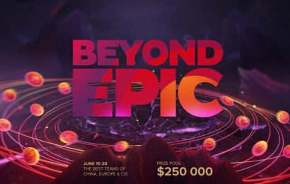 Team Secret, OG and Team Nigma seeded in the same group at Beyond Epic