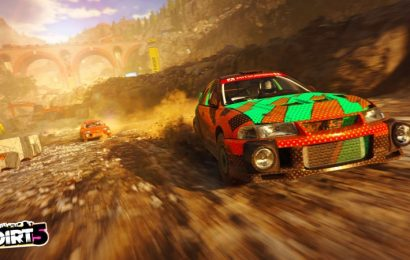 Hands-On With Dirt 5