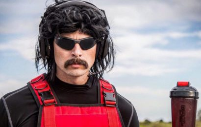 DrDisrespect finally speaks after permanent Twitch ban