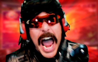 DrDisrespect reportedly permanently banned from Twitch