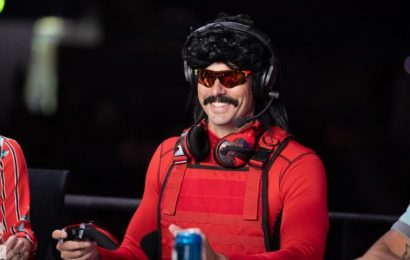 DrDisrespect permanently banned from Twitch – report