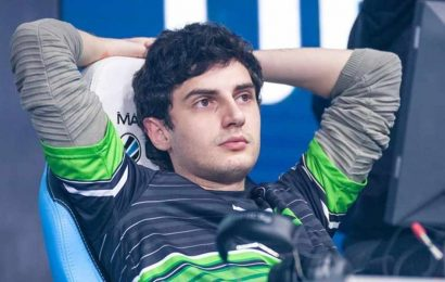 Mixwell leaves CS:GO to captain G2's VALORANT division