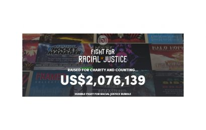 Humble's Fight For Racial Justice Bundle offers 50 games, 24 books for $30