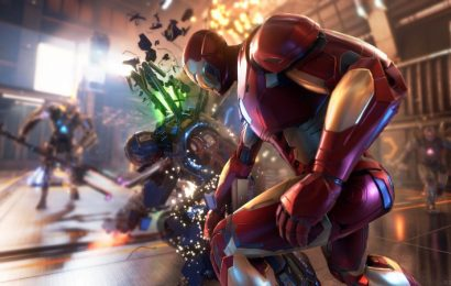 Marvel's Avengers Is A PS5 Launch Title That Will Let You Upgrade From The PS4 Version For Free