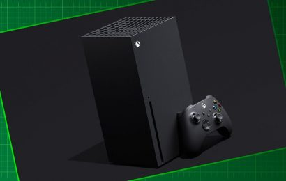 Everything we know about the Xbox Series X