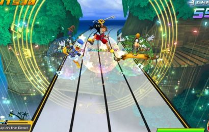 Square Enix Announces Kingdom Hearts Rhythm Game