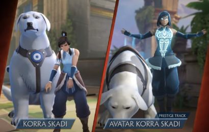 Avatar: The Last Airbender And The Legend of Korra Are Coming To Smite