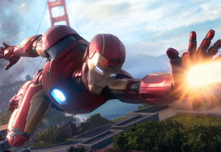 Everything we know about Marvel's Avengers game