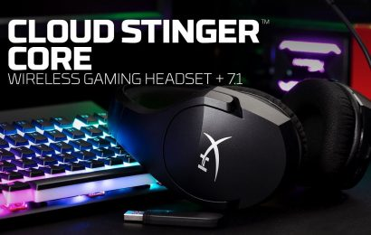 HyperX Cloud Stinger Core review – Get hyped – Daily Esports