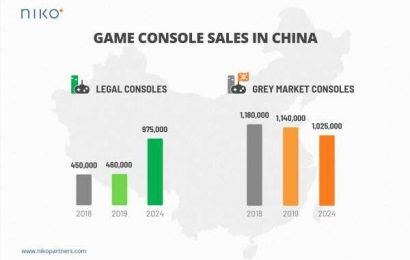 Niko Partners: China is finally embarcing consoles