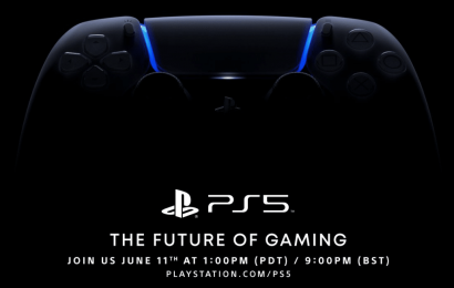 Sony's PS5 Reveal Event Rescheduled For June 11th At 1PM PT
