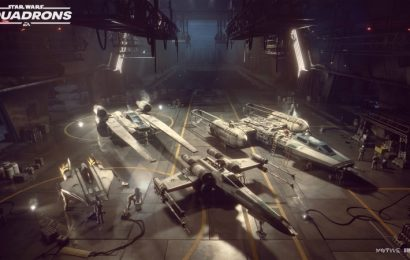 Star Wars: Squadrons Won't Have Microtranactions And Isn't A Live Service Game