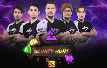 Team Secret claim their fifth 3-0 grand final victory in a row at BLAST Bounty Hunt