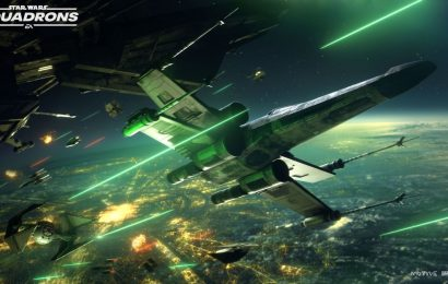 Star Wars: Squadrons resurrects the spirit of yesteryear's X-Wing and TIE Fighter games