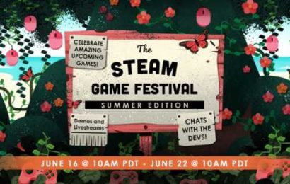The Steam Summer Game Festival brings E3 to your home with tons of free game demos