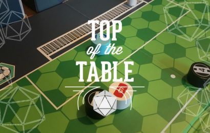 Top Of The Table – Counter Attack