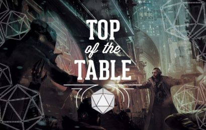 Bring Cyberpunk To Your Tabletop