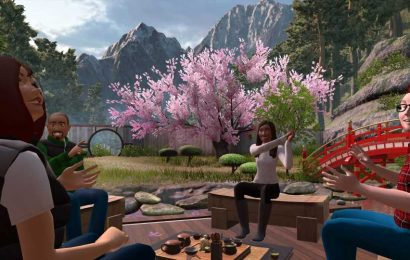 'vTime' is Helping Vulnerable Kids in the UK to Continue Vital Social Care in VR – Road to VR