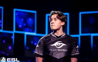 Only three teams remain at Beyond Epic as Team Secret dominate the day