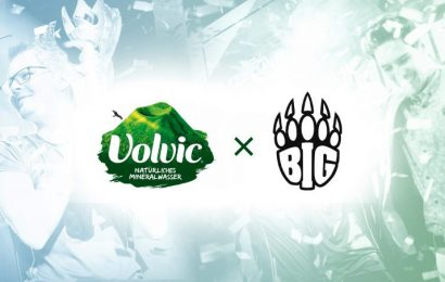Volvic Sponsors BIG League of Legends Team