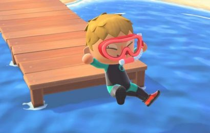 Animal Crossing New Horizons July Sea Creatures, Fish and Bugs update