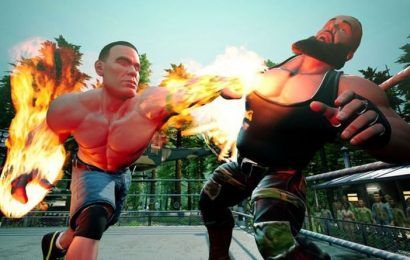 WWE 2K Battlegrounds release date and character roster REVEALED – and with a few surprises