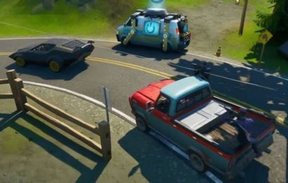 Fortnite cars update: New leak reveal big news about cars coming to Fortnite