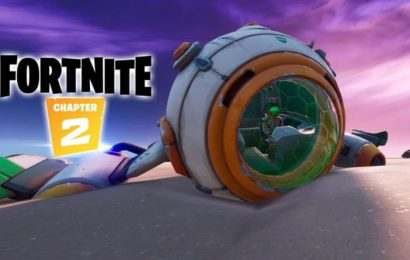 Fortnite Ancient Astronaut spaceship: New POI location and challenges leak