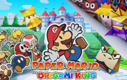 Paper Mario The Origami King review: Has Thousand Year Door finally met its match?