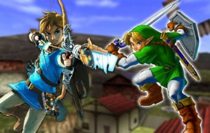 Forget Zelda Breath of the Wild 2, there could have been an Ocarina of Time 2