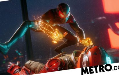 Spider-Man: Miles Morales on PS5 includes remaster of original game