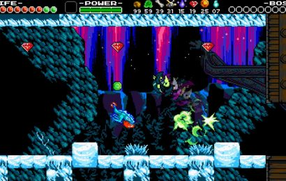 Shovel Knight Dev Is Hiring For A 3D Project Right Now