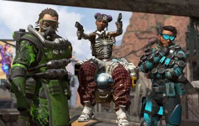 Apex Legends Dev Responds To Claims Of Crunch