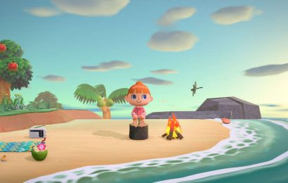 Animal Crossing's First Summer Update Is Available Now