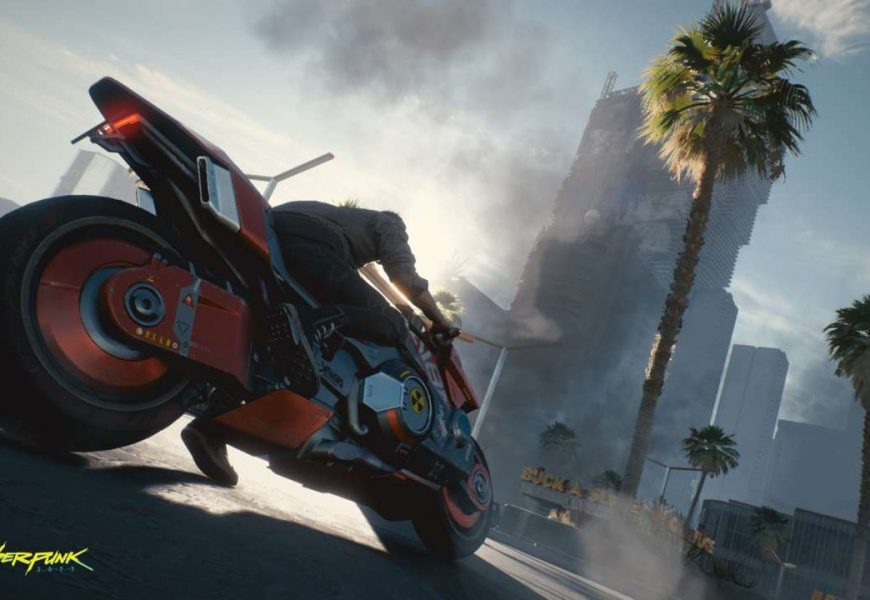 Cyberpunk 2077 Cut A Flashy Feature, But You'll Still Move With Style
