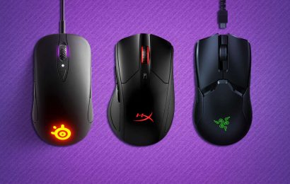 The Best Gaming Mouse (July 2020): Steelseries, Razer, And HyperX Mice Tested