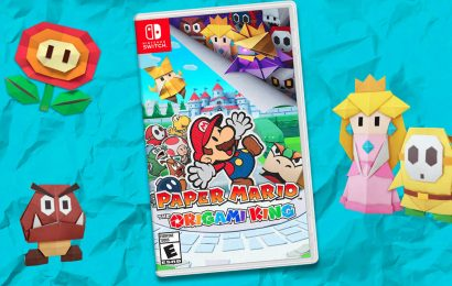 Paper Mario: The Origami King Launches Soon On Switch: Release Time, Pre-Order Details, And More