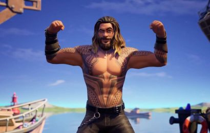 How To Get Jason Momoa's Aquaman In Fortnite — First Challenges Live Now