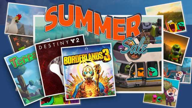 The Steam Summer Sale 2020 Has Great Deals On Skyrim, Doom Eternal, GTA 5, And Lots More