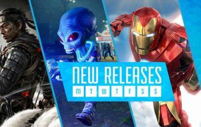 Top New Games Releasing On Switch, PS4, Xbox One, And PC This Month — July 2020