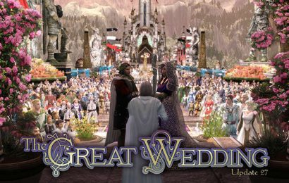 Lord Of The Rings Online Celebrates Aragorn And Arwen's Wedding With Special Quests And Gifts
