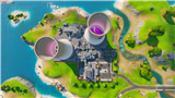 Fortnite: Land A Choppa At Steamy Stacks