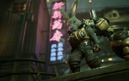 FIST, An Action-Platformer Starring A Rabbit With A Giant Metal Fist, Announced For PS4 And PC