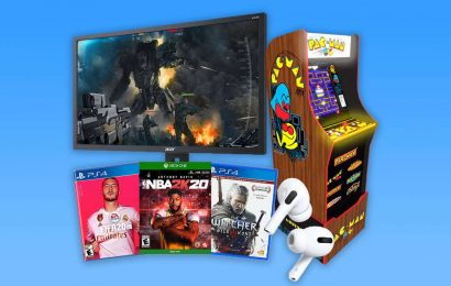 Best Buy's July 4th Sale Discounts Games, Arcade Cabinets, And Apple Products