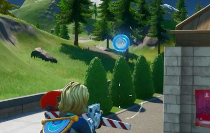 Fortnite Lazy Lake Floating Ring Locations Guide: Where To Collect Rings