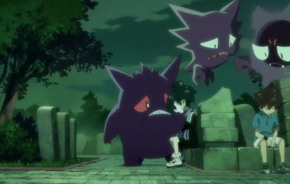 Pokemon: Twilight Wing Anime's Penultimate Episode Is Full Of Ghosts And Emotion