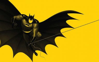 New Batman Art Book Celebrates The Wonderful Animated Series