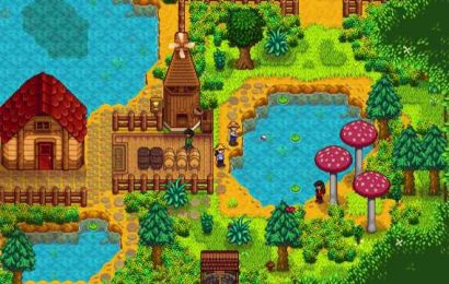 Stardew Valley Update 1.5 Will Add Substantial New End-Game Content