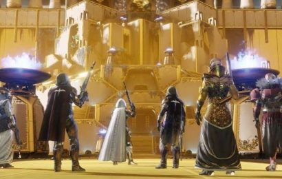 Destiny 2 Update Adds Moments Of Triumph, Opens Up Raid Rewards