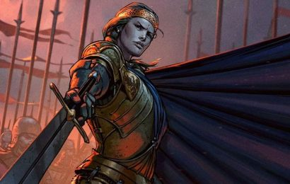 The Witcher Spin-Off Thronebreaker Is Now Out On iOS
